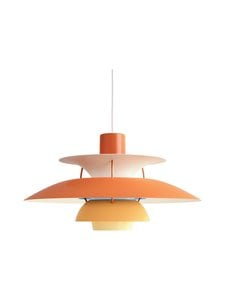 Louis Poulsen - PH 5 Classic -kattovalaisin 50 cm - HUES OF ORANGE (ORANSSI) | Stockmann