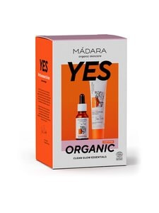 Madara - YES ORGANIC Clean Glow Essentials -ihontoitopakkaus | Stockmann