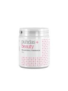 Puhdas+ - Beauty Kollageeni & Tyrnimarja -ravintolisä 330 g | Stockmann