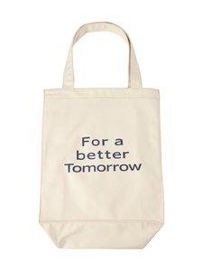 Tomorrow - Tomorrow Shopping Bag -kangaskassi - 03 ECRU | Stockmann