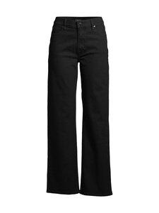 Ivy Copenhagen - Mia HW Straight Soft Black -farkut - 9 BLACK   Stockmann