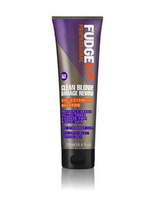 FUDGE - Clean Blonde Damage Rewind Violet-Toning -hopeashampoo 250 ml - null | Stockmann