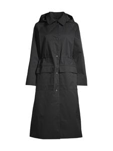 cut & pret - Mira City Parka -takki - BLACK | Stockmann