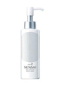 Sensai - Silky Purifying Milky Soap -vaahtoava puhdistusvoide 150 ml | Stockmann