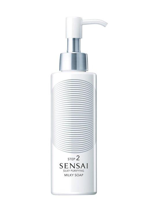 Sensai - Silky Purifying Milky Soap -vaahtoava puhdistusvoide 150 ml - 10 | Stockmann - photo 1