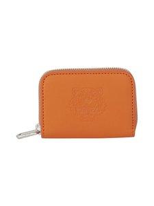 Kenzo - Preppy Tiger Zipped Wallet -lompakko - PAPRIKA   Stockmann