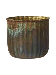 Wikholm Form - Manju XL -ruukku 17 x 15 cm - ANTIQUE GREEN | Stockmann