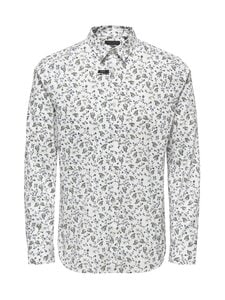 Only & Sons - OnsSander-kauluspaita - WHITE | Stockmann