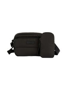 Ted Baker London - NIQITA Puffer Nylon Camera Bag -laukku - BLACK   Stockmann