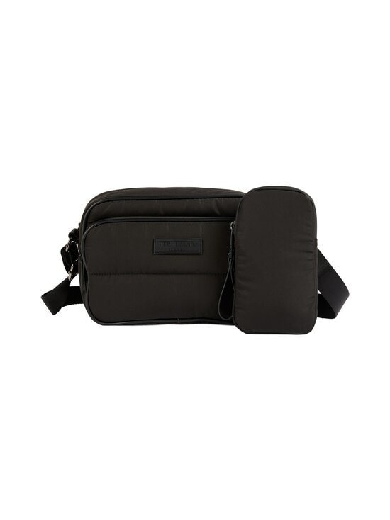 Ted Baker London - NIQITA Puffer Nylon Camera Bag -laukku - BLACK | Stockmann - photo 1