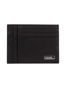 Calvin Klein Bags & Accessories - ID Cardholder -korttikotelo - BAX CK BLACK | Stockmann