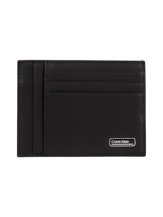 Calvin Klein Bags & Accessories - ID Cardholder -korttikotelo - BAX CK BLACK | Stockmann - photo 1