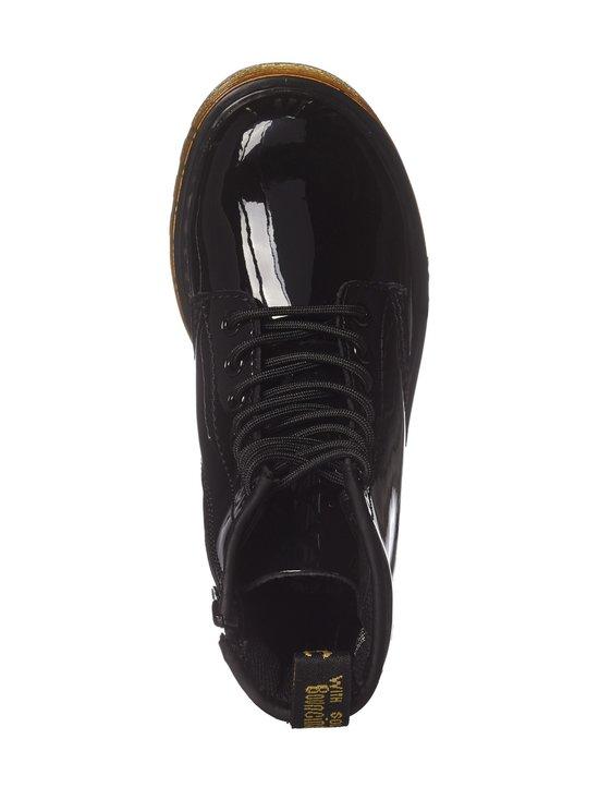 Dr. Martens - Junior 1460 Patent Lace Up -kiiltonahkanilkkurit - BLACK   Stockmann - photo 2
