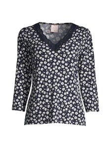 NOOM loungewear - Vendy-pyjamapaita - DK.NAVY PRINT | Stockmann