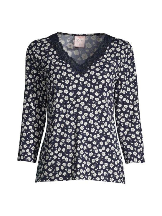 NOOM loungewear - Vendy-pyjamapaita - DK.NAVY PRINT | Stockmann - photo 1