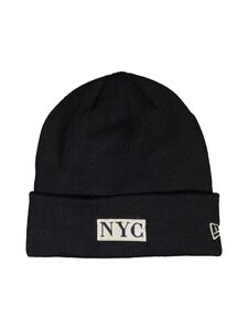 New Era - Cuff Knit -pipo - NAVY/STONE | Stockmann