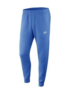 Nike - Sportswear Club Fleece -collegehousut - 402 PACIFIC BLUE/PACIFIC BLUE/WHITE | Stockmann