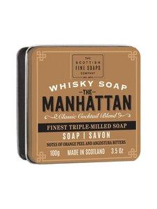 The Scottish Fine Soaps - The Manhattan -saippua 100 g | Stockmann