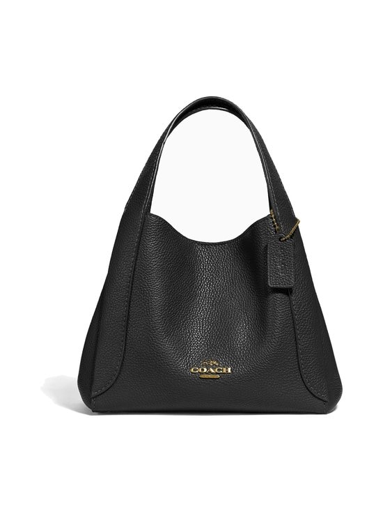 Coach - Hadley Hobo 21 -nahkalaukku - BLACK | Stockmann - photo 1