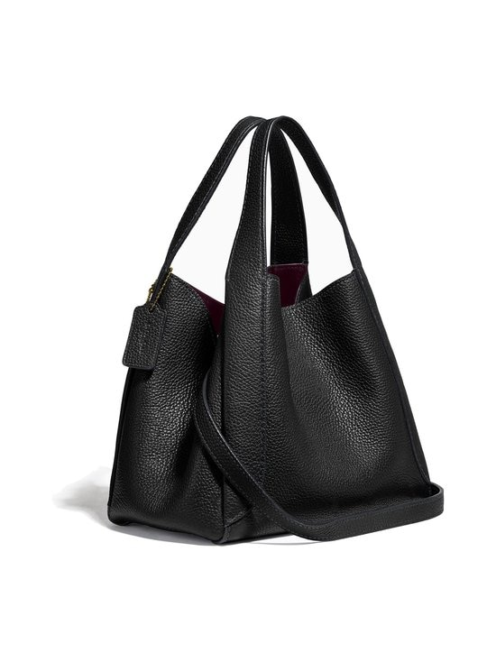 Coach - Hadley Hobo 21 -nahkalaukku - BLACK | Stockmann - photo 2