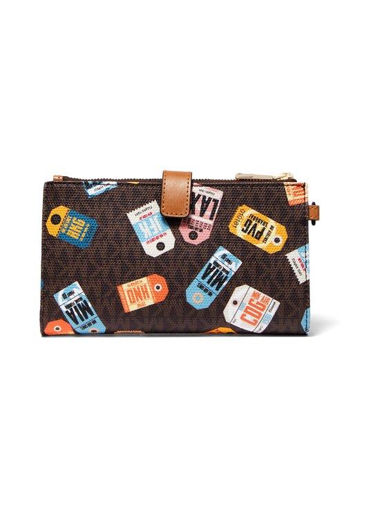Jet Set Wristlet -lompakko