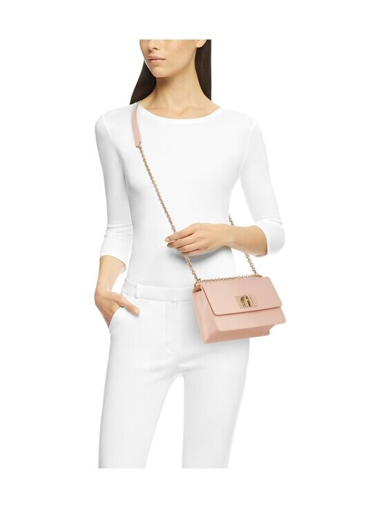 Furla - 1927 Mini Crossbody 20 -nahkalaukku - 1BR00 CANDY ROSE | Stockmann - photo 5