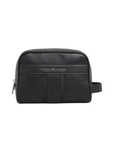 Tommy Hilfiger - Downtown Washbag -toilettilaukku - BDS BLACK | Stockmann