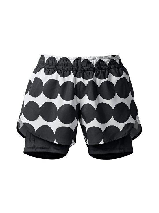 adidas x Marimekko - 2IN1-shortsit - BLACK   Stockmann - photo 1