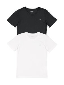Calvin Klein Kids - T-paita 2-pack - BLACK/WHITE | Stockmann