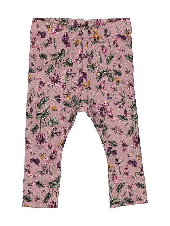 Name It - NbfRihne Extra Slim Fit -leggingsit - DEAUVILLE MAUVE   Stockmann - photo 1