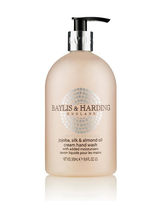 Baylis & Harding - Jojoba, Silk & Almond Oil -nestesaippua 500 ml   Stockmann - photo 1