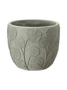 Wikholm Form - Danni M -ruukku 17 x 15 cm - GREEN MELANGE | Stockmann