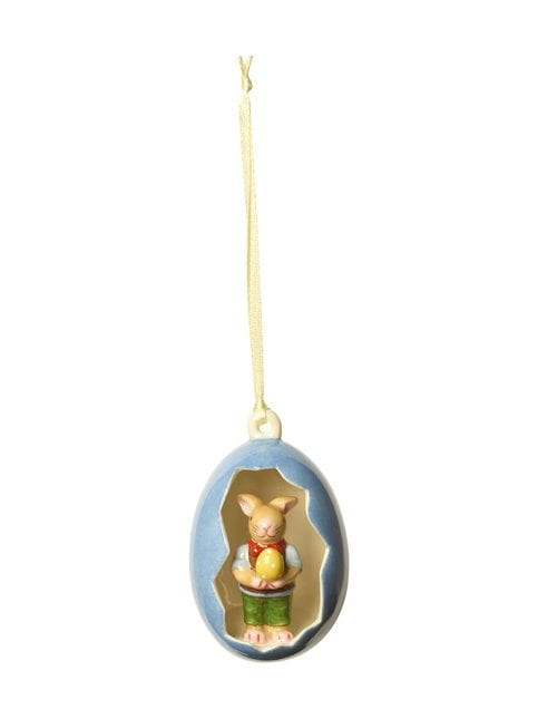 Spring Eggs Boy Bunny -koriste
