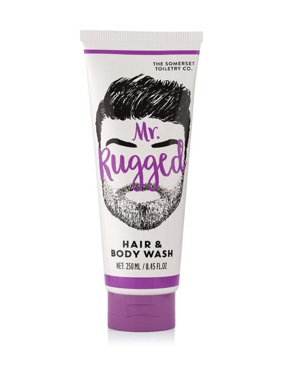 Somerset - Mr Rugged Hair and Body Wash - suihkugeeli 250 ml - NOCOL | Stockmann - photo 1