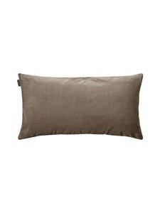 Linum - Paolo-tyynynpäällinen 50 x 90 cm - MOLE BROWN | Stockmann