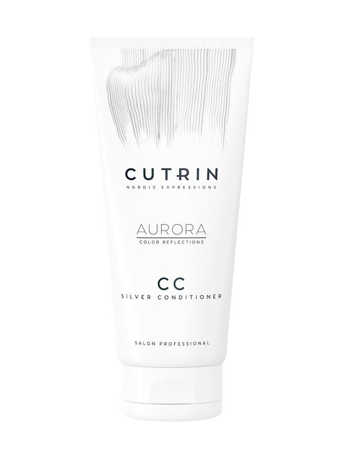 Aurora CC Silver Conditioner -hopeahoitoaine 200 ml