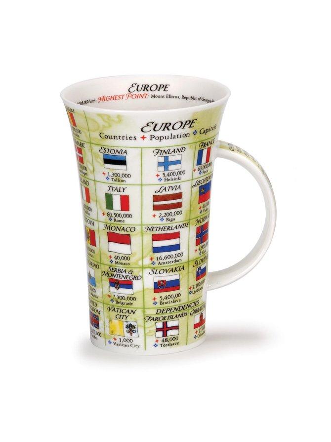 Glencoe Europe -muki