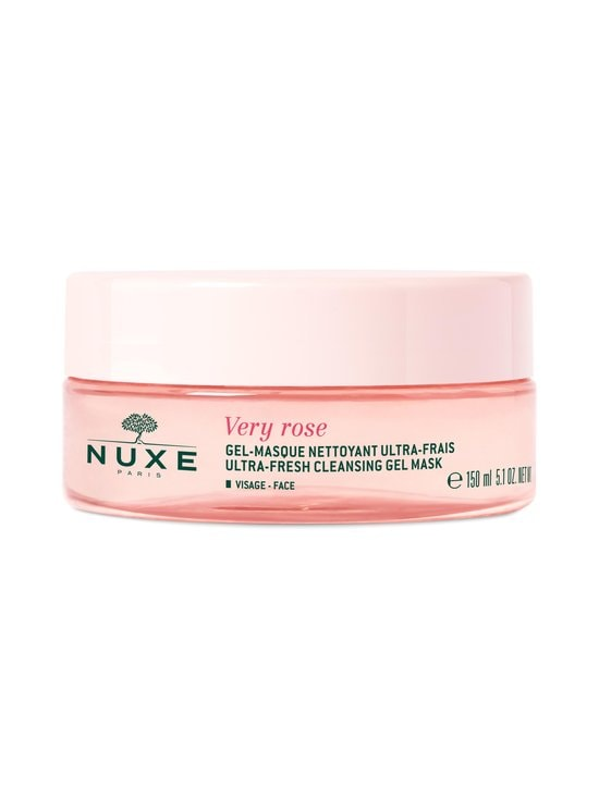 Nuxe - Very Rose Ultra-Fresh Cleansing Gel Mask -puhdistava geelinaamio 150 ml - NOCOL | Stockmann - photo 1