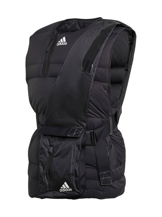 adidas Performance - Prime COLD.RDY Down Vest -untuvaliivi - BLACK BLACK   Stockmann - photo 1