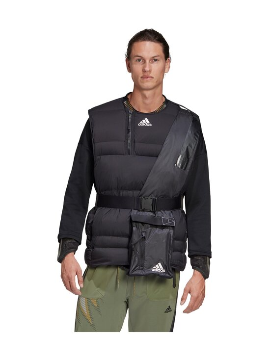 adidas Performance - Prime COLD.RDY Down Vest -untuvaliivi - BLACK BLACK   Stockmann - photo 3