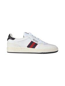 Polo Ralph Lauren - Court Athletic -nahkasneakerit - 3G1W W/NV/RL2 | Stockmann