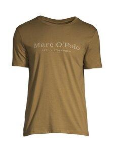 Marc O'Polo - T-paita - 749 MARSH BROWN   Stockmann