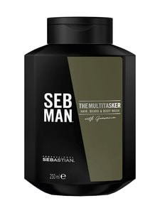 Sebastian - The Multitasker 3 in1 -shampoo 250 ml | Stockmann