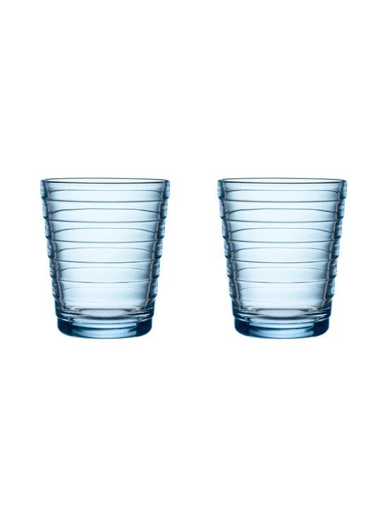 Iittala - Aino Aalto -juomalasi 22 cl, 2 kpl - VEDENSININEN | Stockmann - photo 1