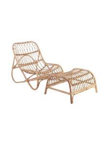 Mica - Siena-tuoli ja rahi - BROWN | Stockmann