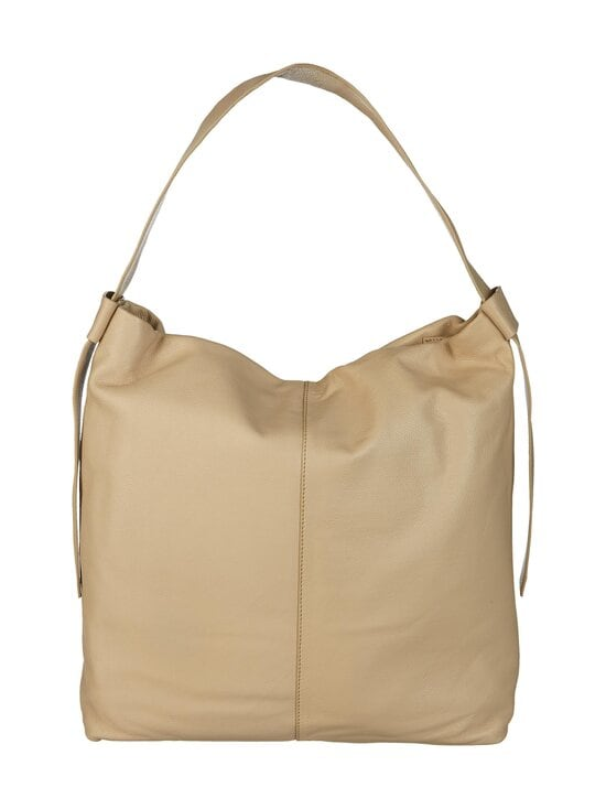 A+more - Jolene Hobo -nahkalaukku - LIGHT YELLOW | Stockmann - photo 1