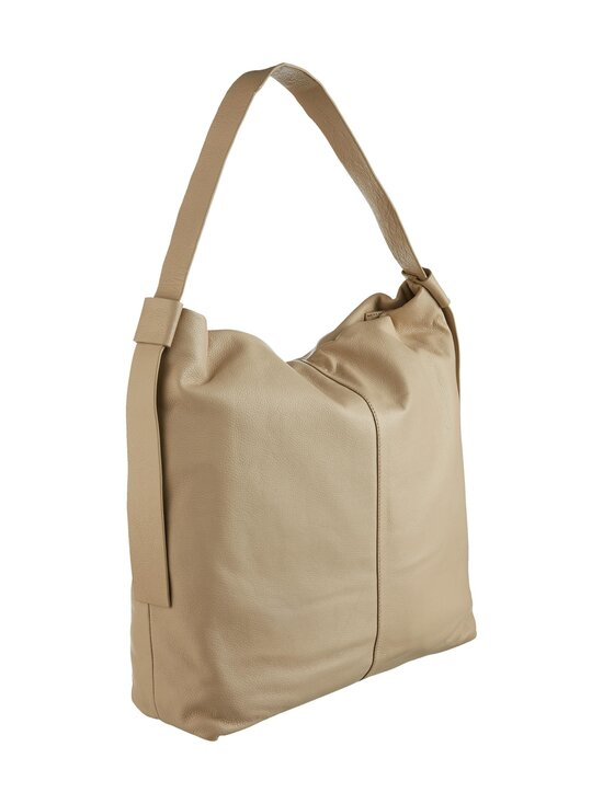 A+more - Jolene Hobo -nahkalaukku - LIGHT YELLOW | Stockmann - photo 2