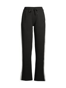 Calvin Klein Womenswear - Ottoman Colour Block Jogger -housut - BEH CK BLACK | Stockmann