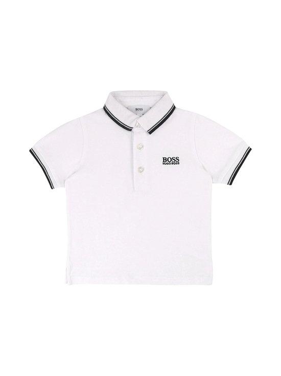 Hugo Boss Kidswear - Pikeepaita - 10B WHITE | Stockmann - photo 1