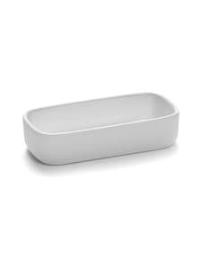 Serax - Heii Bowl Rectangular -kulho 12 x 6 cm - WHITE | Stockmann
